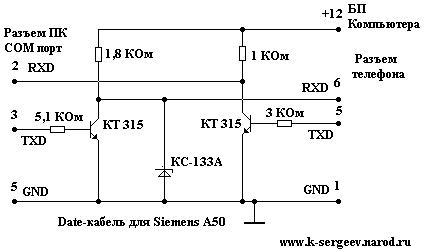 схема приора электрическая