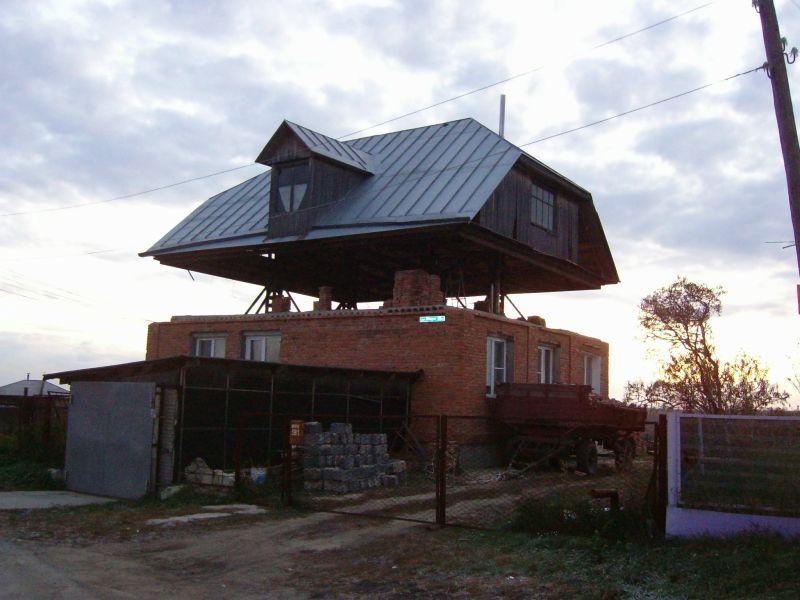 Крыша на частный дом